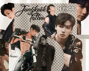 JEON JUNGKOOK TATTOO || BTS // BADBOY