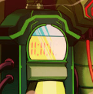 The Portal Timer Does Not Count Down To The Comic