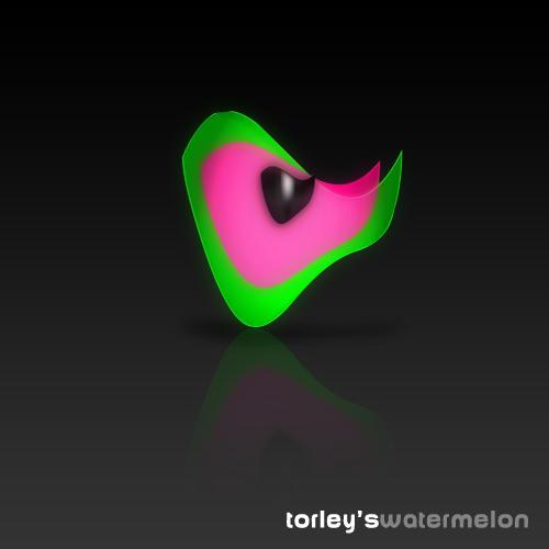 Torley's Watermelon Dock Icon by JamesRandom