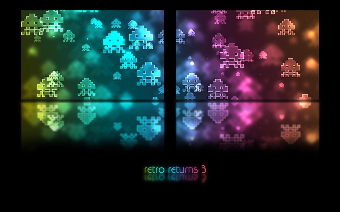 Retro Returns 3 by JamesRandom