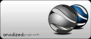 Anodized: Google Earth