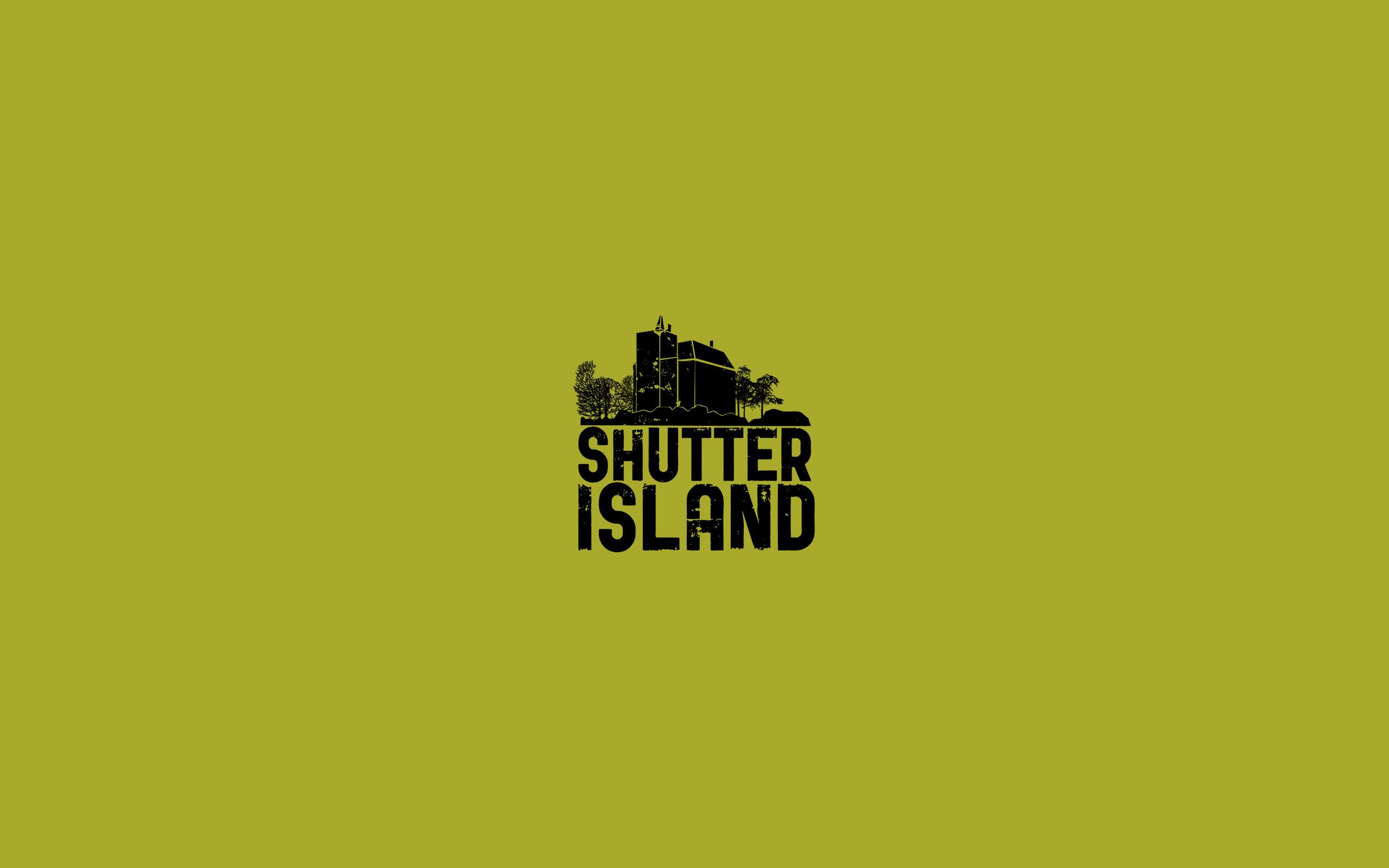 Shutter Island Poster Art