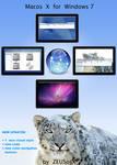 Macos X for Windows 7 - 64bit