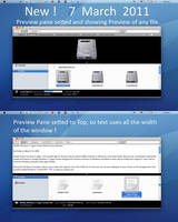 Top Preview Pane, in windows 7 by ZEUSosX