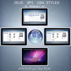 sp1 ZEUS osX  for Win 7  32bit