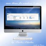 imac theme for Windows 8 RTM 32bit