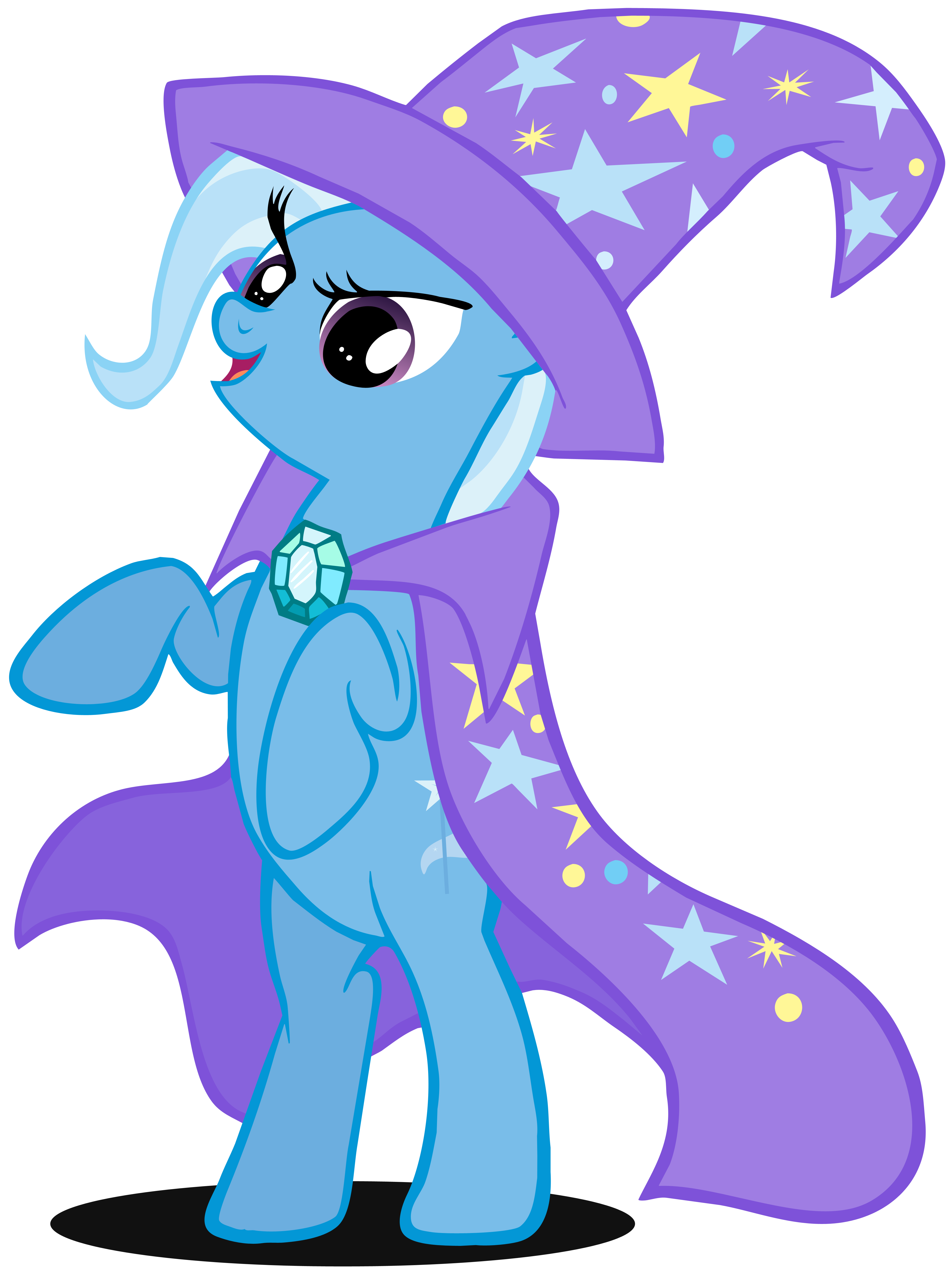 Return of Trixie (Uncut Script) by tygerbug
