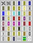 Patterns for GIMP