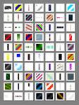 Stripe patterns