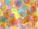 Spiral Brush for GIMP