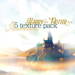 Harry Potter textures pack