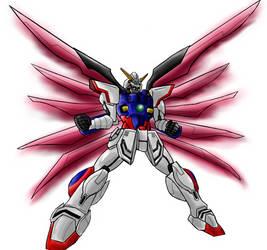 Custom Shining Gundam Request