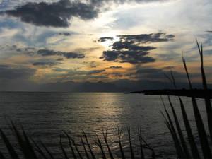 Sea to montains