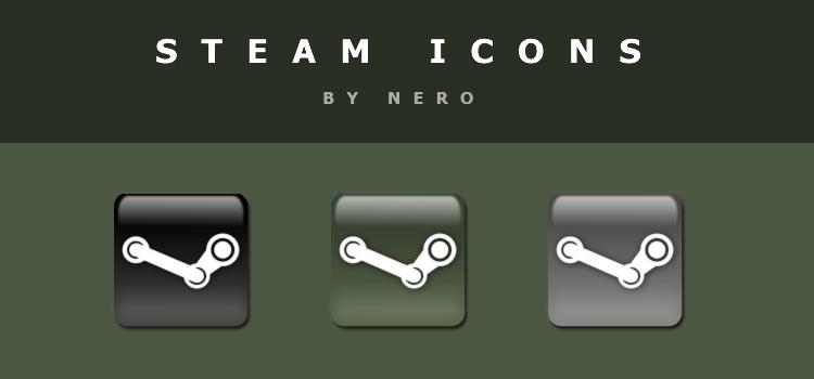 иконки steam: