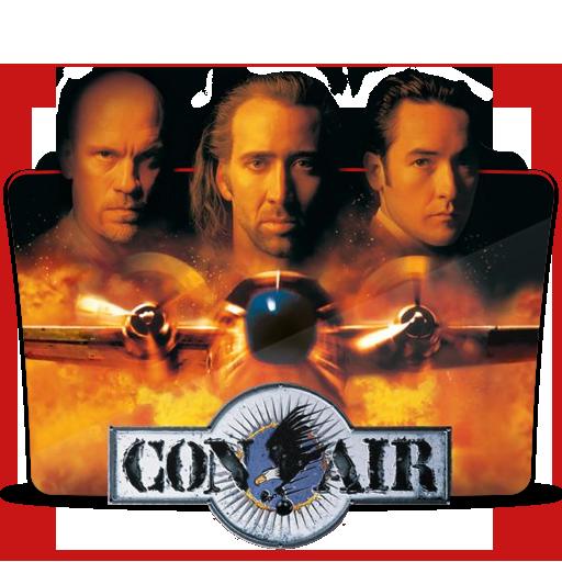 Con Air 1997 By Mitchd81 On Deviantart