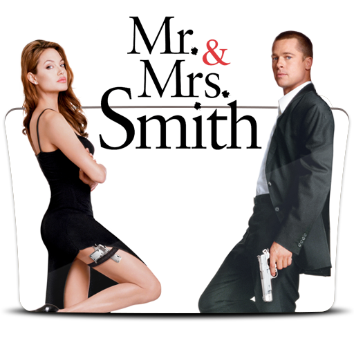 Mr And Mrs Smith 2005 By Mitchd81 On Deviantart