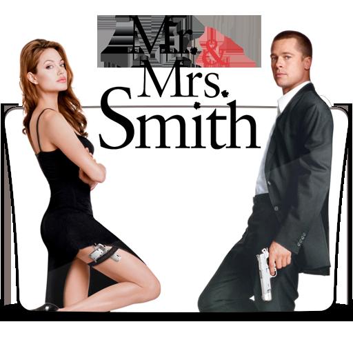 Mr And Mrs Smith 2005 By Mitchd81 On Deviantart