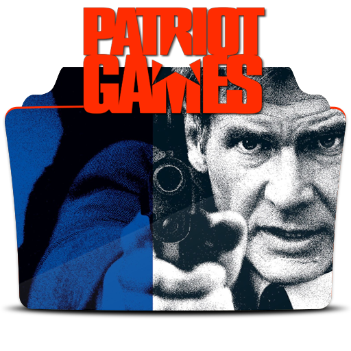Patriot Games 1992 By Mitchd81 On Deviantart