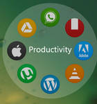 Animated Circular Icon Launcher 1.2