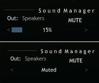 SoundManager for Rainmeter