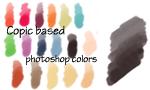 copicBASED palette-Photoshop by o0Katriana0o