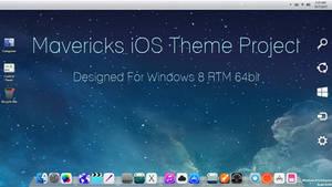 Mavericks iOS7 Theme Project For Windows 8 64bit