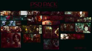 PSD PACK by josebal