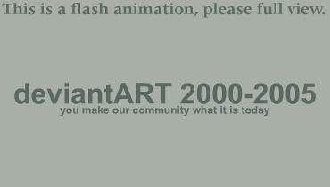 deviantART 2000-2005 by matthewedwardcornish