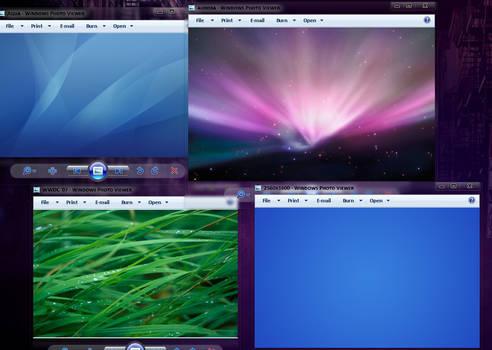 xbox 360 mac theme