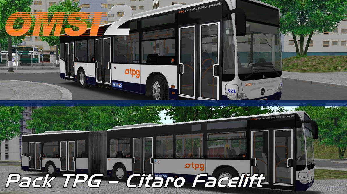 Omsi 2 Mercedes Benz Citaro Facelift Download ✓ The