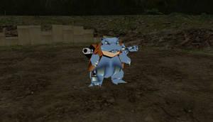 Mutant Blastoise DL