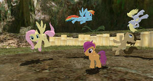 Scootaloo + DL