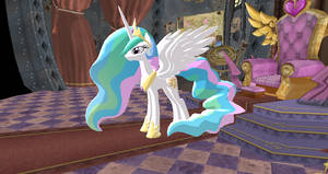 Princess Celestia + DL