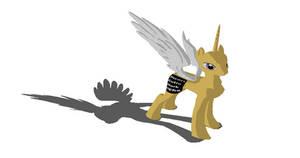 Male Alicorn Base + DL