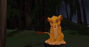 MMD Newcomer Young Simba + DL