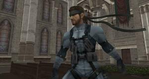 MMD Newcomer Solid Snake + DL