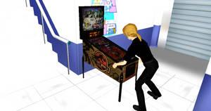 The Lost World Pinball Machine + DL