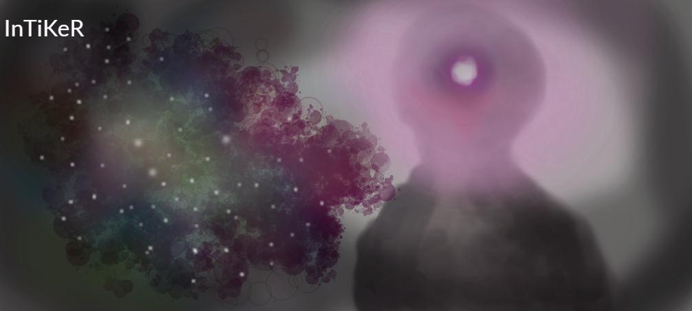 The Mystic eye by Intiker