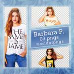 Pack png 119 ~ Barbara Palvin