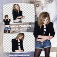 Pack Png 500 - Emma Watson by worldofpngs