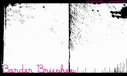 .1 - border brushes by domino-88