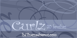 Curlz Brush Set by Blackbird97