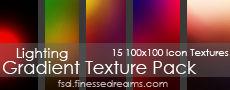 Lighting Gradient Texture Pack