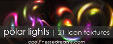 Polar Lights Icon Textures by Blackbird97