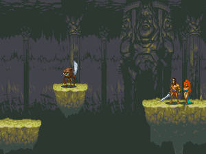 MegaDrive Inspired game, THUD the Conqueror