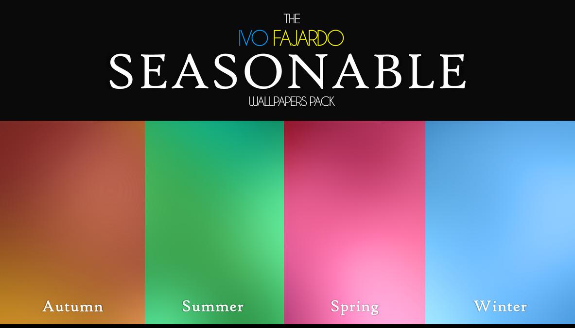 Seasonable Wallpapers Pack by IvoFajardo