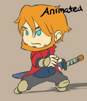 Random Character Idle Animation Test