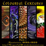 Colourful Textures Pack 02
