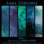 Aqua Textures Pack 01