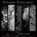 Flower Textures Pack 2